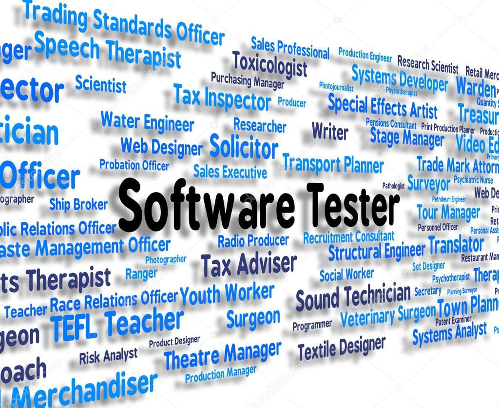 Software Tester, Testing project from end-user, create test cases