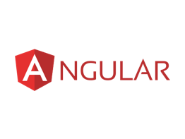 Custom software development service - Angular